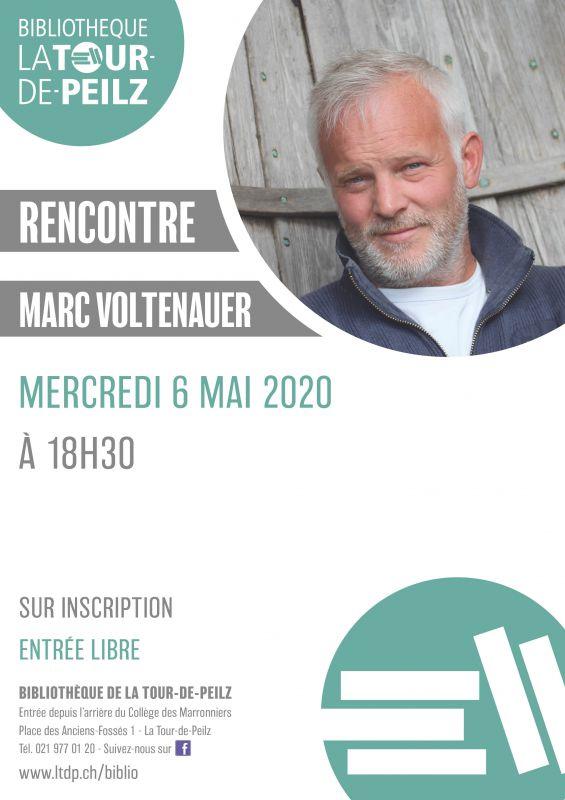 Rencontre avec Marc Voltenauer