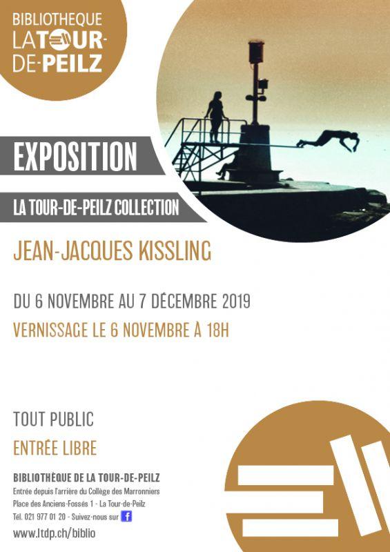 Exposition « La Tour-de-Peilz Collection » de Jean-Jacques Kissling